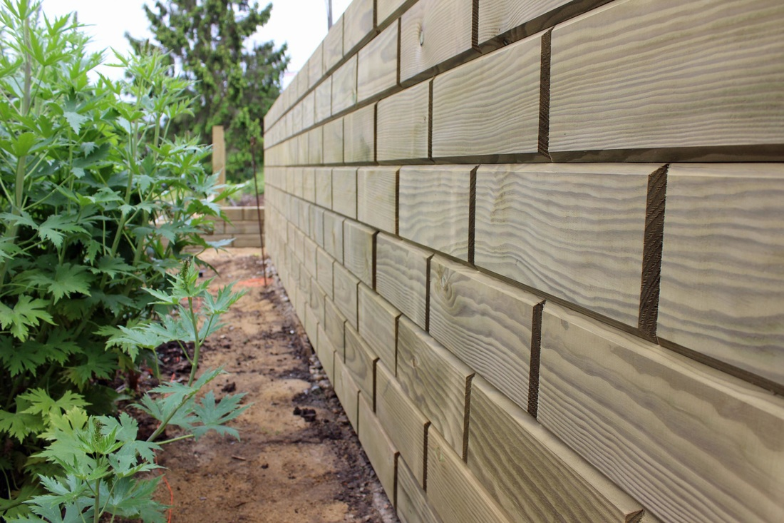 Garden Walls Kingdom Landscapes